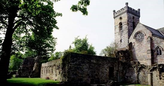 St Mungo's Long Strange Trip - Culross