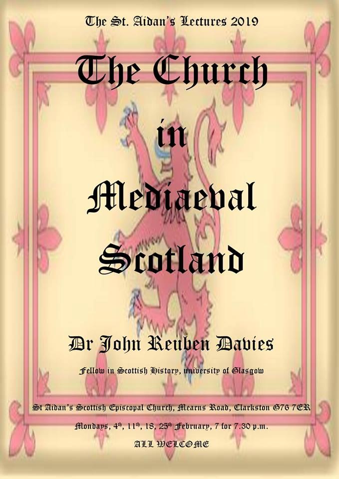 St Aidans Lectures