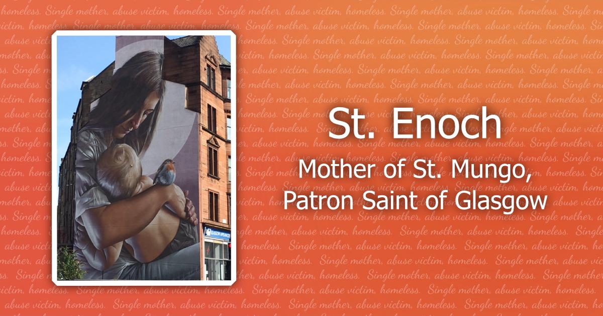 SUMMER FEST St Enoch feast day