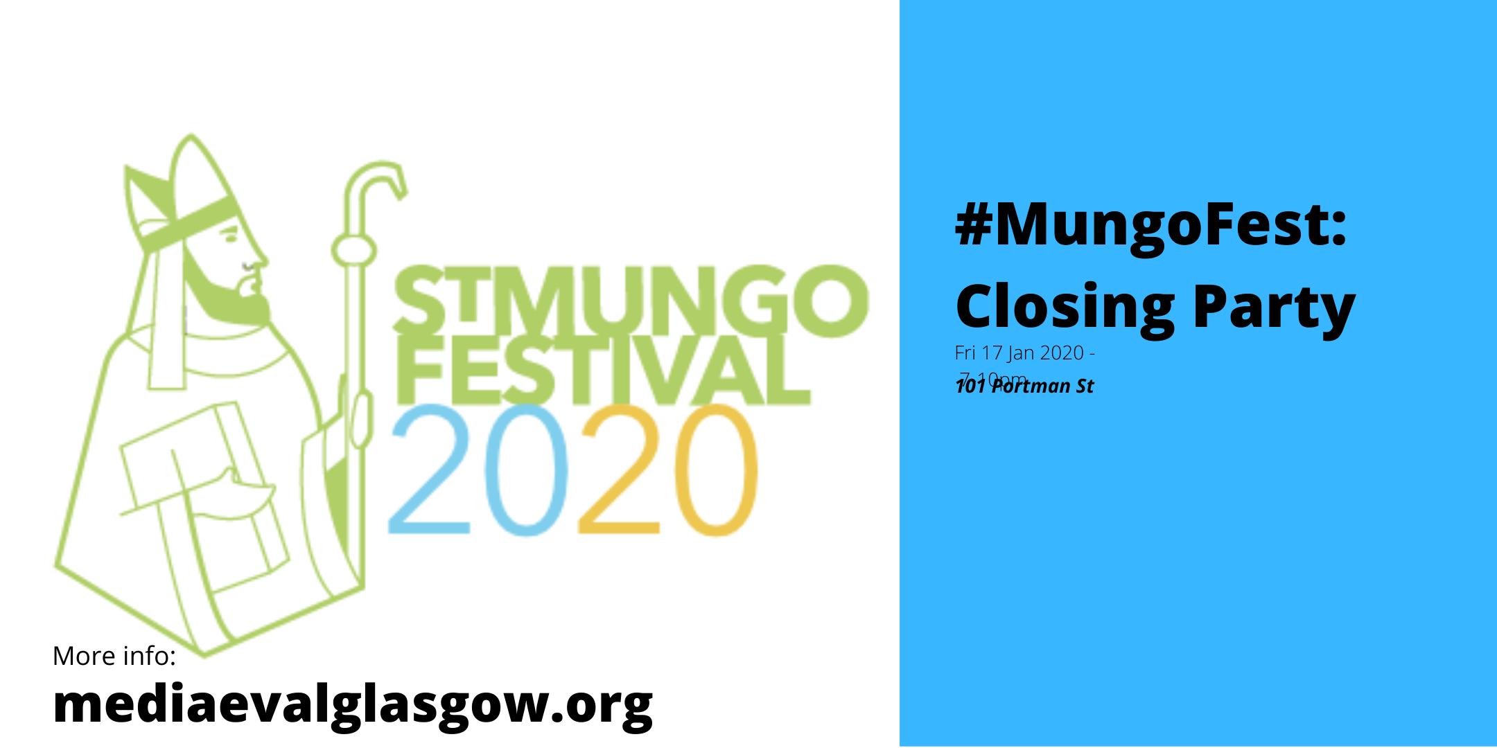 St Mungo 2020 - Closing Festival Event