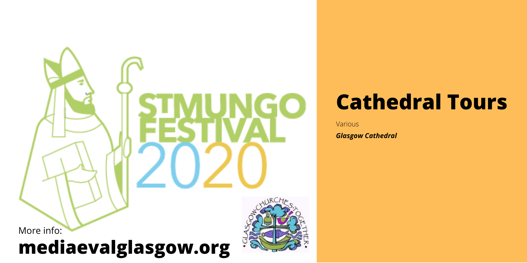 St Mungo 2020 - Glasgow Cathedral tours