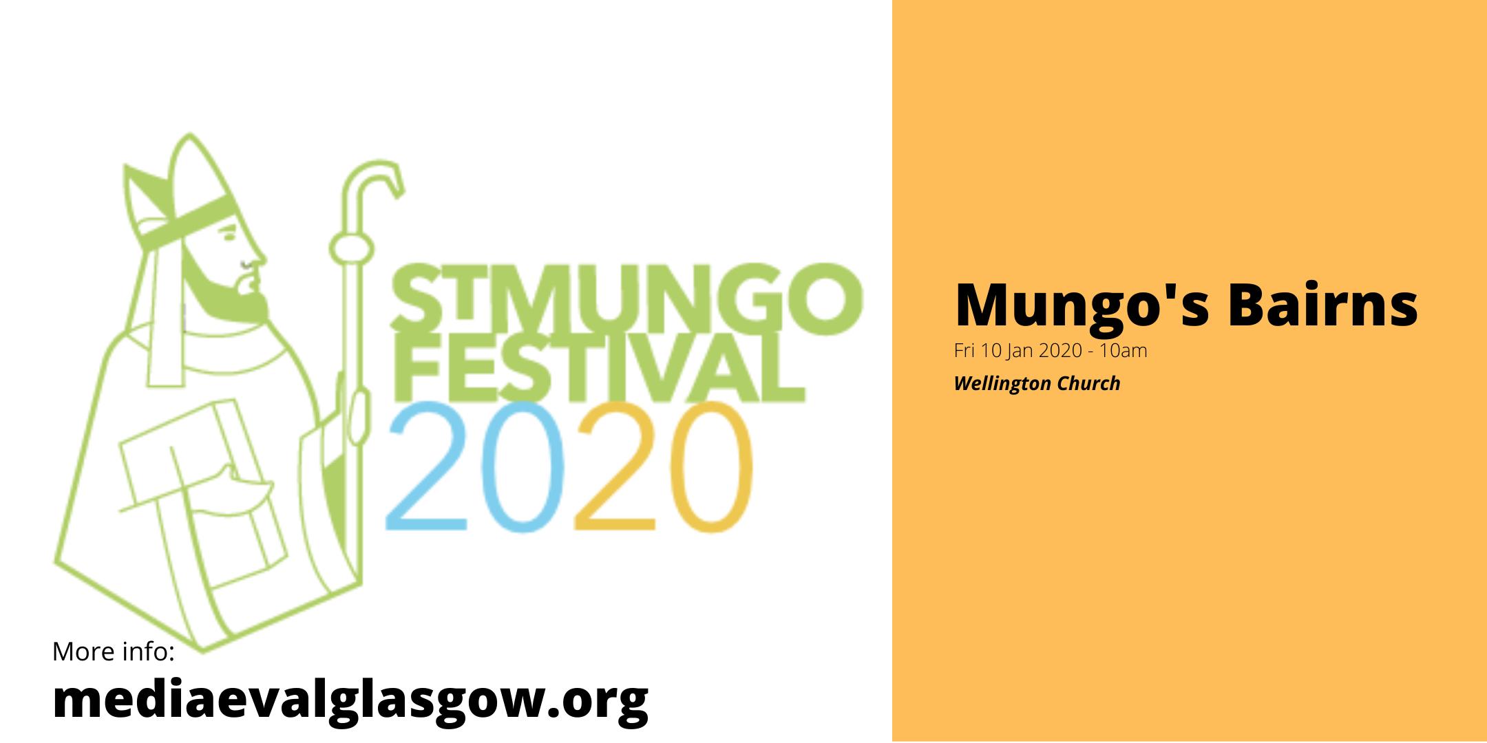 St Mungo 2020 - MUNGO'S BAIRNS