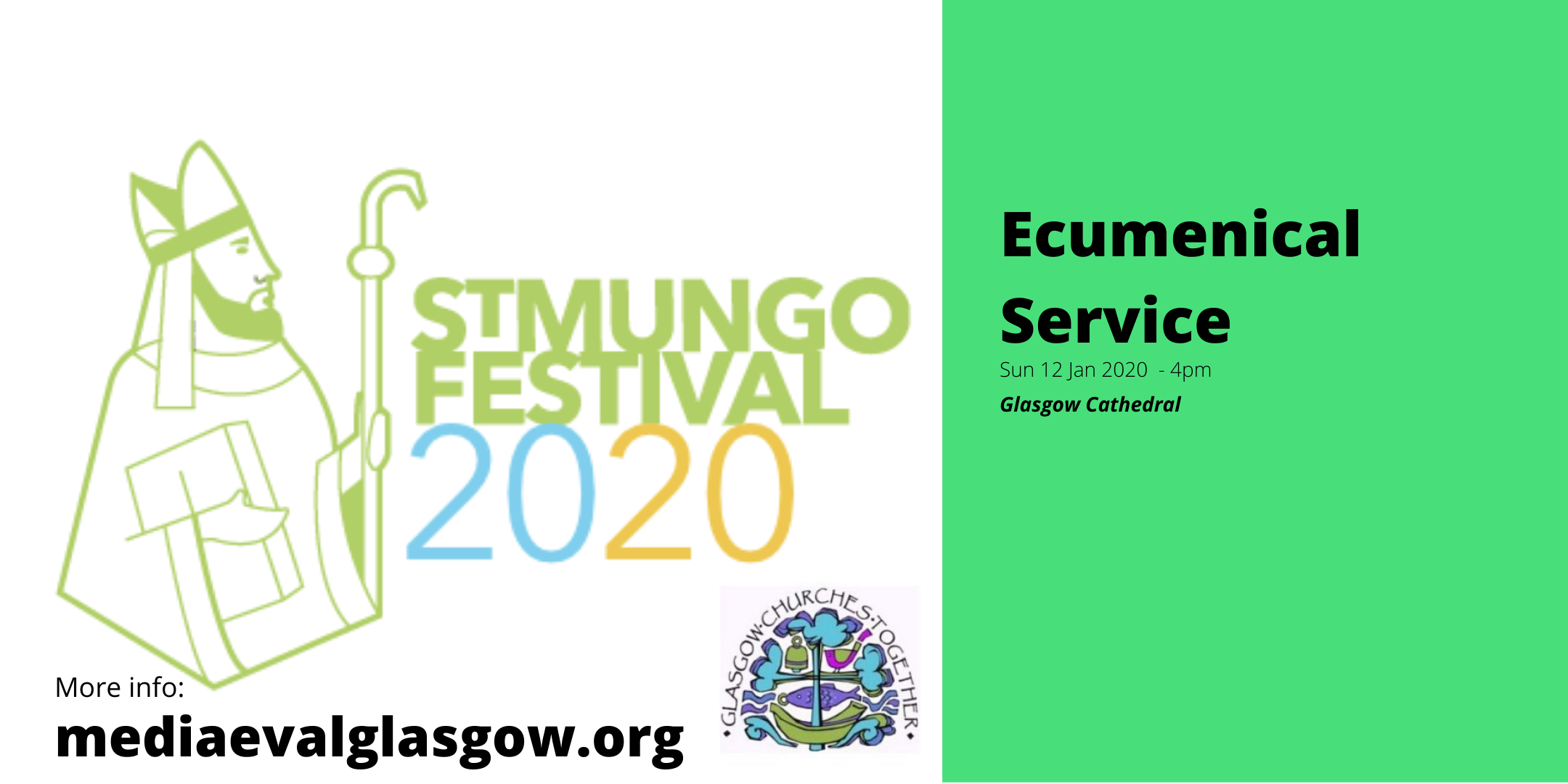 St Mungo 2020 - St MUNGO Ecumenical Festival Service