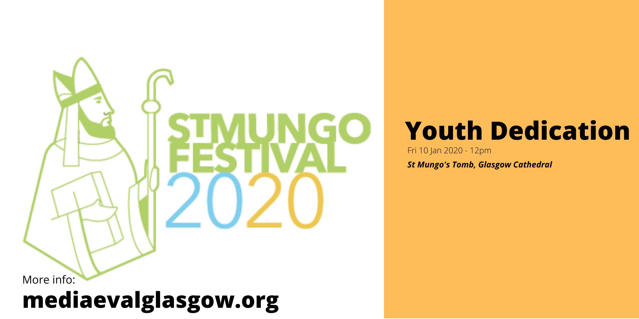 St Mungo 2020 - YOUTH DEDICATION